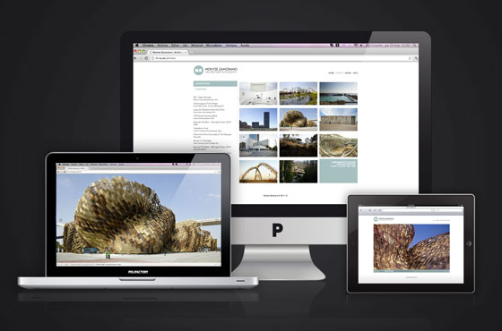 Identidad + web <br/> <span>MZ Photographer | 2012</span>